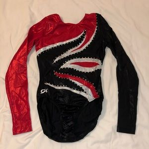 Gymnastics Long-sleeve Leotard